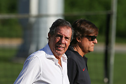 October 5, 2017 - Oeiras, Lisbon, Portugal - FPF's Vice-President Humberto Coelho during National Team Training session before the match between Portugal and Andorra at City Football in Oeiras, Lisbon on October 5, 2017. (Credit Image: © Dpi/NurPhoto via ZUMA Press)