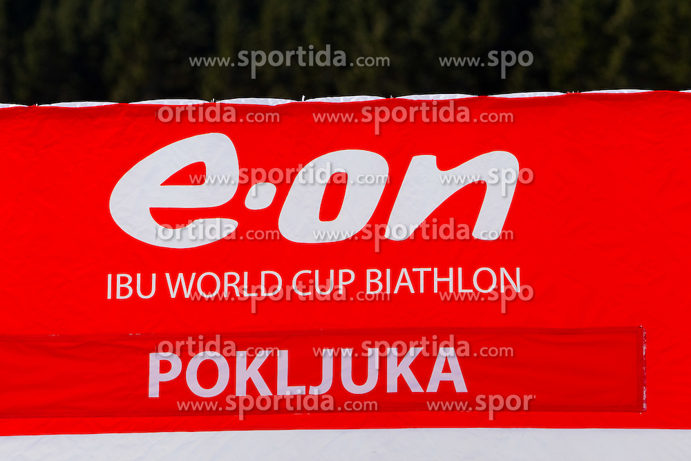 e.on IBU Biathlon World Cup on Thursday, December 16, 2010 in Pokljuka, Slovenia. The fourth e.on IBU World Cup stage is taking place in Rudno Polje - Pokljuka, Slovenia until Sunday December 19, 2010.  (Photo By Vid Ponikvar / Sportida.com)