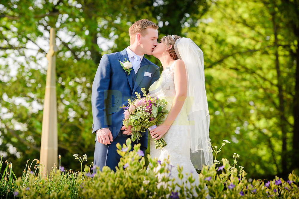 Wedding at St Peter's Church in Benington, Hertfordshire