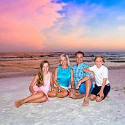 Neal Family Beach Photos