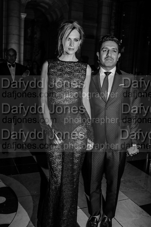 POPPY DELEVIGNE; OSMAN YOUSEFZADA , Alexander McQueen: Savage Beauty Gala, Victoria and Albert Museum, and A. 12th March 2015