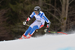 BAUCHET Arthur LW3 FRA at 2018 World Para Alpine Skiing Cup, Kranjska Gora, Slovenia