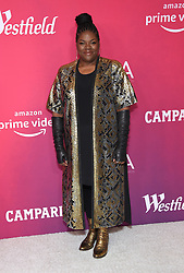 February 19, 2019 - Beverly Hills, California, U.S. - Gersha Phillips arrives for the 21st CDGA (Costume Designers Guild Awards) at the Beverly Hilton Hotel. (Credit Image: © Lisa O'Connor/ZUMA Wire)
