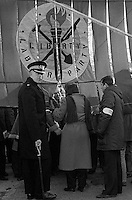 March against unemployment, Liverpool. 29-11-1980
