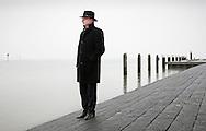 Rudolf Boersma, commissaris Thus Wonen, oud-wethouder volkshuisvesting Dongeradeel. foto: pepijn van den broeke