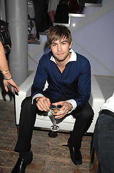 Actor CHASE CRAWFORD from TV series Gossip Girl at the Tanqueray No.TEN cocktail party held at No1 Piazza, Covent Garden, London on 10th June 2008.<br /><br />NON EXCLUSIVE - WORLD RIGHTS