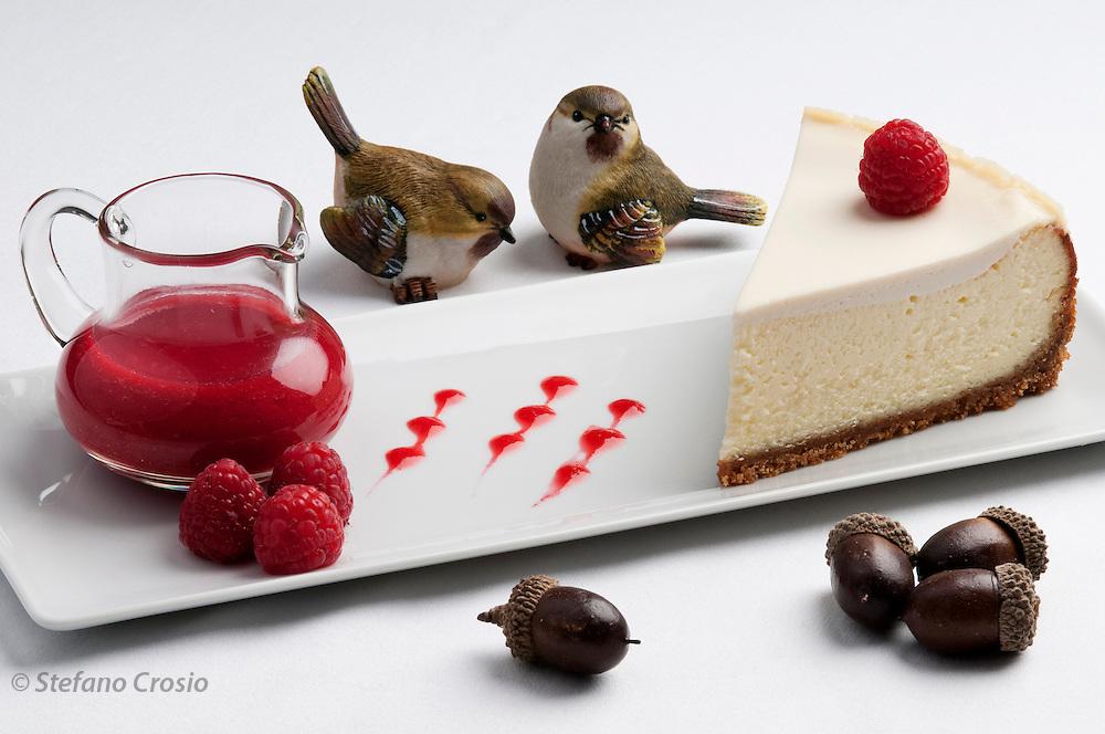 Nicole's Cheesecake // www.florastable.com