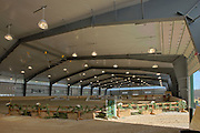 Interior Image of The Eagles Nest Horse Riding facility at the McDonogh School
