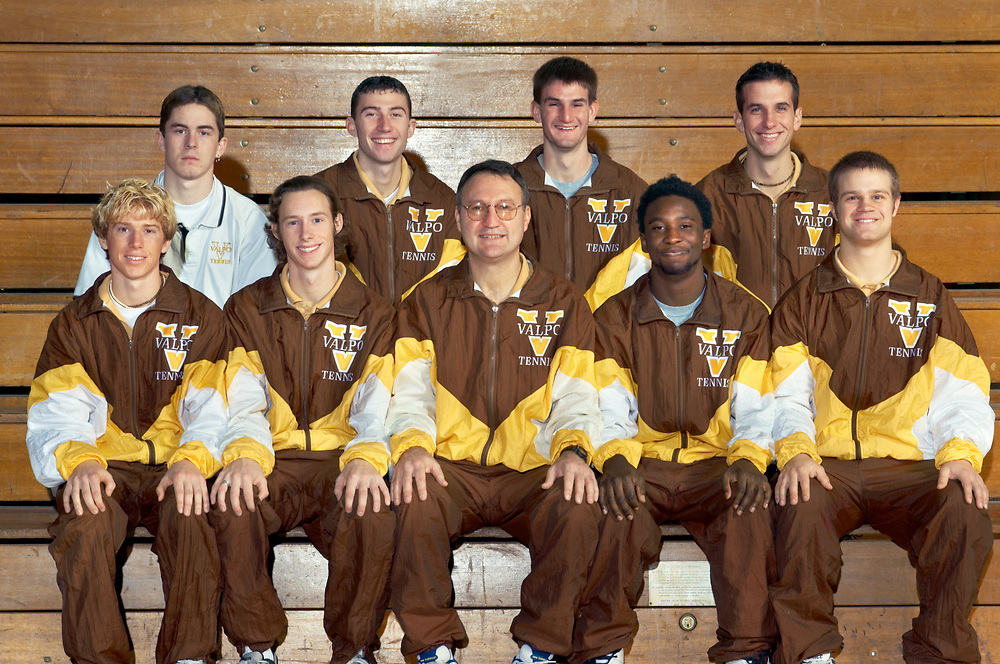 2002 Men's Tennis<br /> Mid-Continent Conference<br /> Regular Season Champion