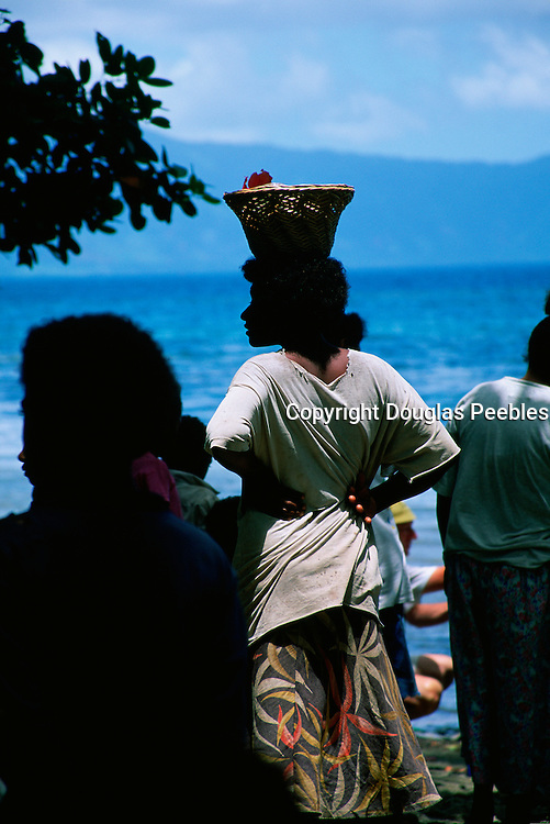 Fergusson Island, D'Entrecasteaux Islands, Papua New Guinea, (editorial use only- no model release)<br />