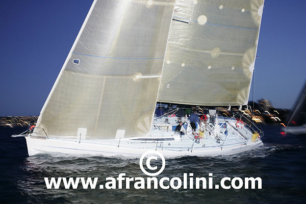 SAILING - Cabbage Tree 2005  - Sydney (AUS) - 11/11/2005 - Photo : Andrea Francolini - RAGAMUFFIN