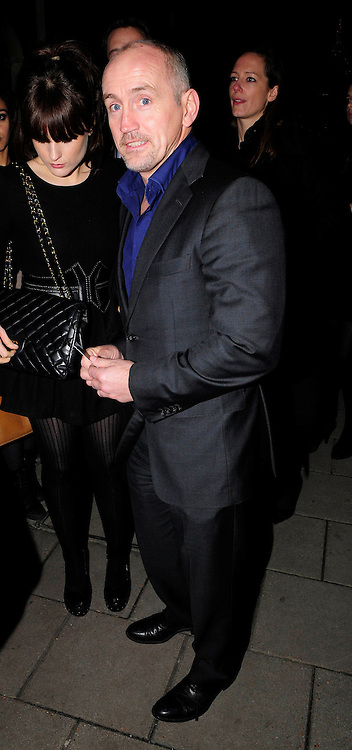 03.DECEMBER.2009 - LONDON<br /> <br /> BARRY MCGUIGAN LEAVING THE AFTERPARTY AT CLARIDGES HOTEL AFTER THE PREMIERE OF NEW FILM NINE.<br /> <br /> BYLINE: EDBIMAGEARCHIVE.COM<br /> <br /> *THIS IMAGE IS STRICTLY FOR UK NEWSPAPERS &amp; MAGAZINES ONLY*<br /> *FOR WORLDWIDE SALES &amp; WEB USE PLEASE CONTACT EDBIMAGEARCHIVE-0208 954 5968*