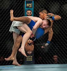 UFC Fight Night - 16 July 2017