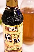 "Premium soy sauce and pork ""lard"" at Tai Wing Wah."