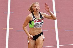23-08-2015 CHN: IAAF World Championships Athletics day 2, Beijing<br /> Maja MIHALINEC SLO on the 100m<br /> Photo by Ronald Hoogendoorn / Sportida