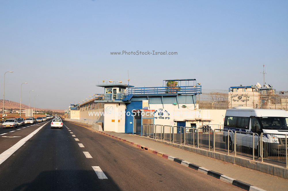 Israel, Northern district, Maximum security Shita Prison