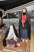 The Joe Alon Museum of Bedouin Culture, Negev, Israel Traditional dress of woman