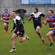 Action during the rugby union game played between Tawa  v Petone played at Lyndhurst Park, Tawa, Wellington, New Zealand, on 1 June 2019.   Final score 24-17 to the Tawa.