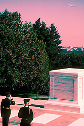 Abstract design image Tomb of the Unknown Soldier Arlington National cemetery