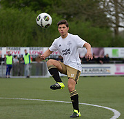 2019, April 17. IJFC, IJsselstein, The Netherlands. Vincent Visser at Creators FC - IJFC Legends.