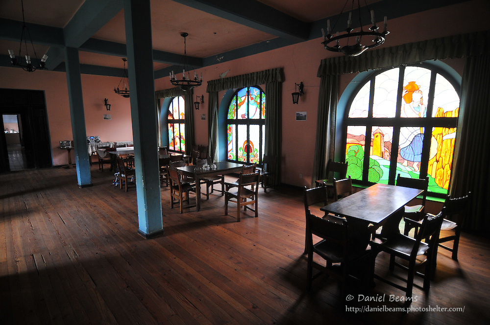 Hotel Ex-Perfectural in Sorata, Bolivia