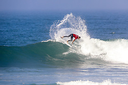 September 12, 2017 - Joan Duru of France advances to Round Three of the 2017 Hurley Pro Trestles after defeating Nat Young of the USA in Heat 7 of Round Two at Huntington Beach, CA, USA...Hurley Pro at Trestles 2017, California, USA - 12 Sep 2017 (Credit Image: © Rex Shutterstock via ZUMA Press)