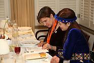 Elsevier Foundation Networking Dinner 2015