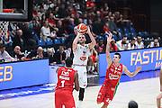 Giuri Marco<br /> EA7 Emporio Armani Olimpia Milano - Pasta Reggia Caserta<br /> LegaBasket 2016/2017<br /> Milano 30/10/2016<br /> Foto Ciamillo-Castoria