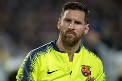 November 28, 2018 - Eindhoven, Netherlands - Lionel Messi of Barcelona during the UEFA Champions League Group B match between PSV Eindhoven and FC Barcelona at Philips Stadium in Eindhoven, Netherlands on November 28, 2018  (Credit Image: © Andrew Surma/NurPhoto via ZUMA Press)