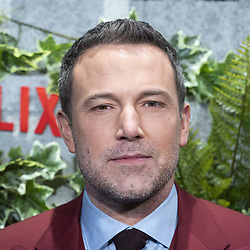 March 6, 2019 - Madrid, Spain - US actor Ben Affleck poses as he arrives at the premiere of the film 'Triple Border' by J.C. Chandor, in Callao, Madrid, Spain, 06 March 2019  (Credit Image: © Oscar Gonzalez/NurPhoto via ZUMA Press)