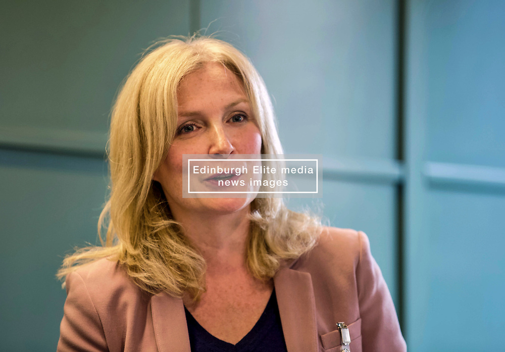 Tracy Black, director of the CBI Scotland, at today's launch of a new productivity index. Pic: Terry Murden @edinburghelitemedia