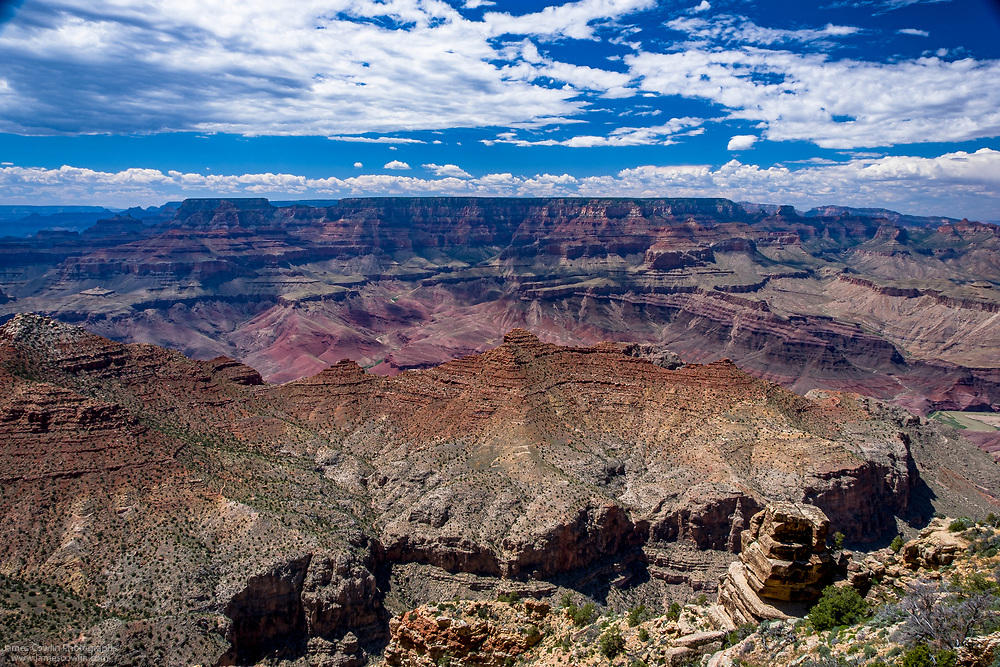 View of Grand Canyon from Desert View