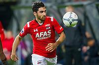 ALKMAAR - 04-12-2015, AZ - ADO Den Haag, AFAS Stadion, 0-1, AZ speler Alireza Jahanbakhsh.