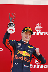 May 13, 2018 - Barcelona, Spain - Motorsports: FIA Formula One World Championship 2018, Grand Prix of Spain, ..#33 Max Verstappen (NLD, Aston Martin Red Bull Racing) (Credit Image: © Hoch Zwei via ZUMA Wire)