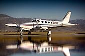 CCAS09 Cessna A340 N628RK