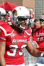 Cameron Hunt  Illinois State Redbird Football Photos