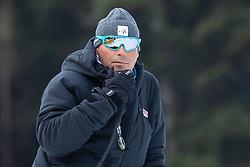 26.01.2020, Streif, Kitzbühel, AUT, FIS Weltcup Ski Alpin, Slalom, Herren, im Bild Markus Waldner (FIS Chef Renndirektor Weltcup Ski Alpin Herren) // Markus Waldner Chief Race Director World Cup Ski Alpin Men of FIS during the men's Slalom of FIS Ski Alpine World Cup at the Streif in Kitzbühel, Austria on 2020/01/26. EXPA Pictures © 2020, PhotoCredit: EXPA/ Johann Groder