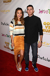 """Jamie Chung, Bryan Greenberg, at the """"God VS Trump"""" Premiere, TCL Chinese 6, Hollywood, CA 11-07-16. EXPA Pictures © 2016, PhotoCredit: EXPA/ Avalon/ Martin Sloan<br /> <br /> *****ATTENTION - for AUT, SLO, CRO, SRB, BIH, MAZ, SUI only*****"""