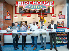 Firehouse Subs - HMS Host - JAX Opening