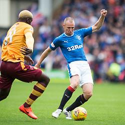 Kenny Miller of Rangers, Motherwell v Rangers, Scottish Premiership, 6 August 2017 . (c) Adam Oliver | sportPix.org.uk