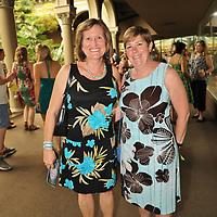 Kathy Hudgens, Robin Walsh
