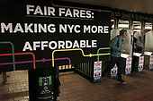Mayor De Blasio Launches FAIR FARES in New York City