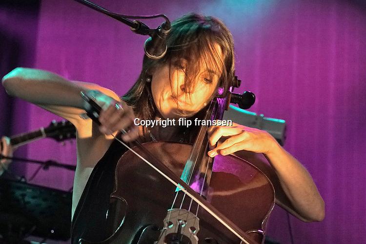 Nederland, Ewijk, 24-6-2017 Festival Down the Rabbit Hole , dtrh, 2e dag . Optreden van Spinvis .Foto: Flip Franssen
