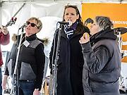 Linda Doyle, Angel Collins, Georgia Pourchot