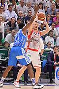 DESCRIZIONE : Sassari Lega A 2014-15 Dinamo Banco di Sardegna Sassari - Grissin Bon Reggio Emilia  Finale playoff  gara 4<br /> GIOCATORE :Kaukenas Rimantas<br /> CATEGORIA :  Low Tecnica<br /> SQUADRA : GrissinBon Reggio Emilia<br /> EVENTO : LegaBasket Serie A Beko 2014/2015<br /> GARA : Dinamo Banco di Sardegna Sassari - Grissin Bon Reggio Emilia Finale playoff gara 4<br /> DATA : 20/06/2015 <br /> SPORT : Pallacanestro <br /> AUTORE : Agenzia Ciamillo-Castoria /Richard Morgano<br /> Galleria : Lega Basket A 2014-2015 Fotonotizia : Sassari Lega A 2014-15 Dinamo Banco di Sardegna Sassari - Grissin Bon Reggio Emilia playoff Semifinale gara 4<br /> Predefinita :