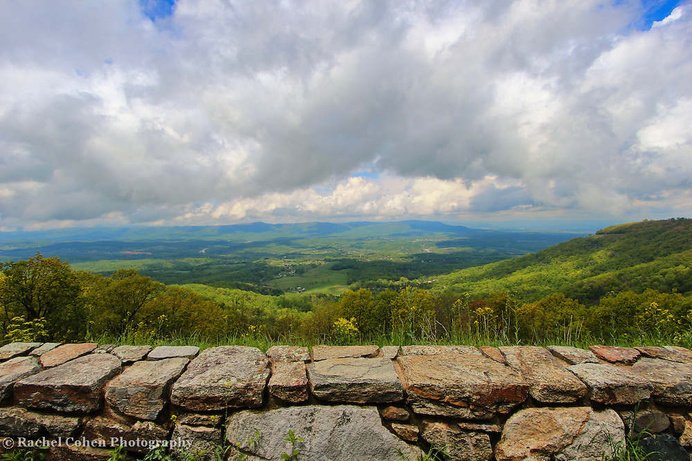 &quot;Lookin Over the Blues&quot;<br />