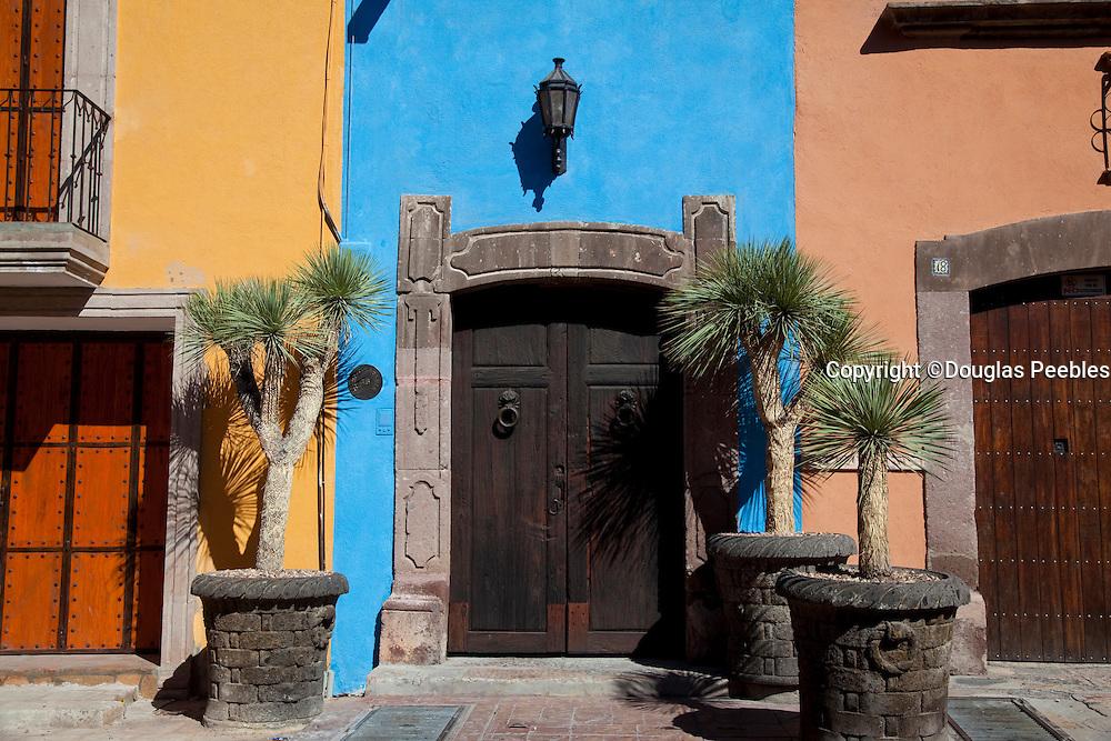 Door, San Miguel de Allende, Guanajuato, Mexico, san miguel