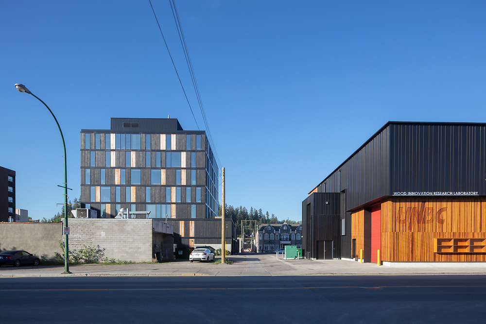 Wood Innovation Research Laboratory UNBC