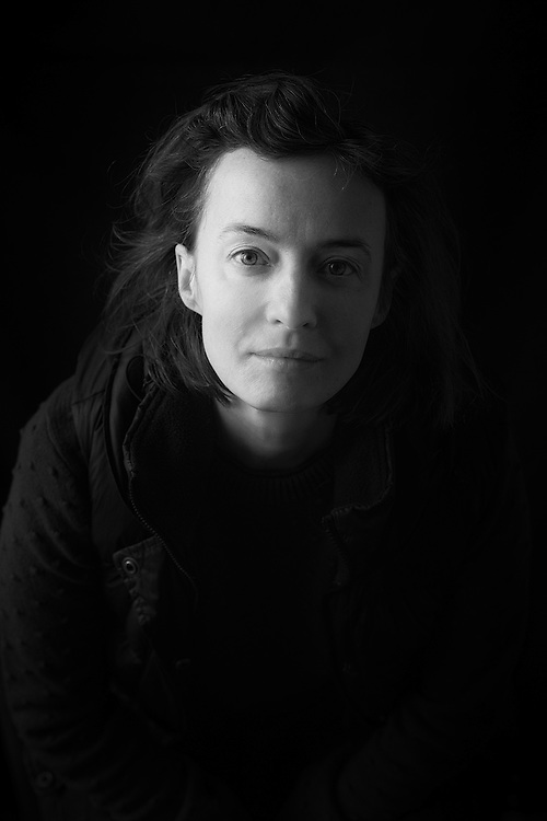 """Camille Cayol par Sylvain Labeste Portraits d'acteurs et de techniciens sur le tournage de """"Nos Vies Formidables"""" de Fabienne Godet. Lumière naturelle. Janvier 2017."""