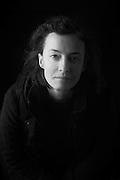 """Camille Cayol par Sylvain Labeste Portraits d'acteurs et de techniciens sur le tournage de """"Nos Vies Formidables"""" de Fabienne Godet. Lumière naturelle. Janvier 2017. Tournage Nos Vies Formidables de Fabienne Godet"""